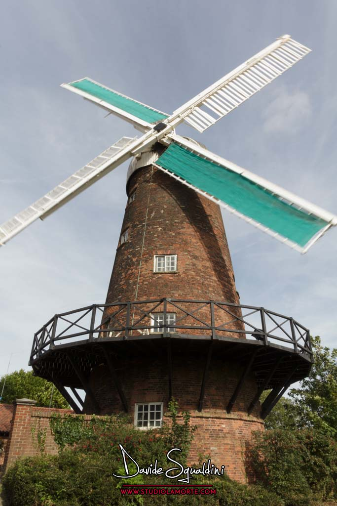Green's Mill, Inghilterra, Nottingham, Sneinton